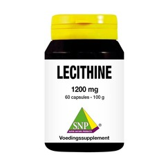 SNP Lecithine 1200 mg (60 capsules)