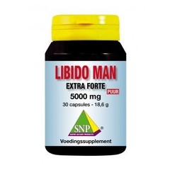 SNP Libido man extra forte 5000 mg puur (30 capsules)