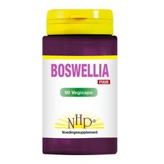 NHP Boswellia 350 mg puur (60 vcaps)