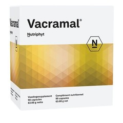 Nutriphyt Vacramal (90 capsules)