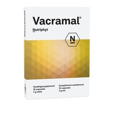 Nutriphyt Vacramal (10 capsules)