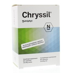 Nutriphyt Chryssil (60 capsules)