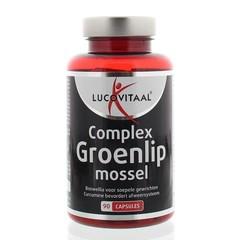 Lucovitaal Groenlipmossel complex (90 capsules)