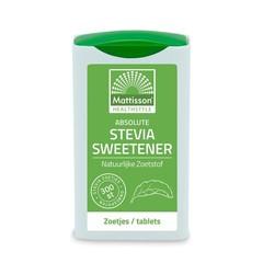 Mattisson Stevia sweetener zoetjes/tablets (300 tabletten)
