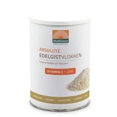 Mattisson Edelgistvlokken vitamine b12 + zink (200 gram)