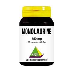 SNP Monolaurine 550 mg (60 capsules)