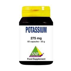 SNP Potassium citraat 275 mg (60 capsules)
