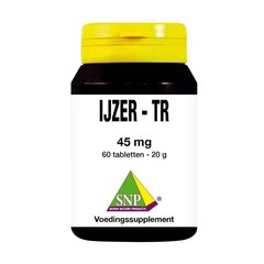 SNP IJzer 45 mg TR (60 capsules)