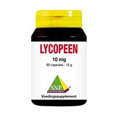 SNP Lycopeen 10 mg (60 softgels)