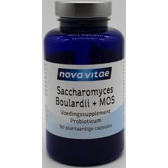 Nova Vitae Saccharomyces Boulardii + MOS (60 vcaps)