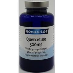 Nova Vitae Quercetine 500 mg puur 100% (60 vcaps)