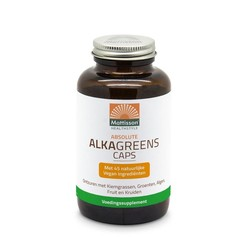 Mattisson Absolute Alkagreens capsules 540 mg (180 vcaps)