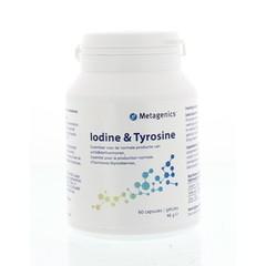 Metagenics Iodine & tyrosine (60 capsules)