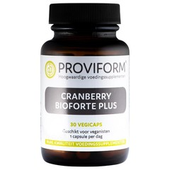 Proviform Cranberry bioforte plus (30 vcaps)