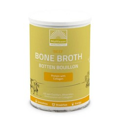 Mattisson Beef bone broth botten bouillon (250 gram)