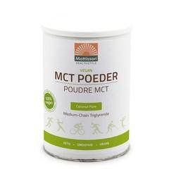 Mattisson Vegan MCT poeder coconut pure (330 gram)