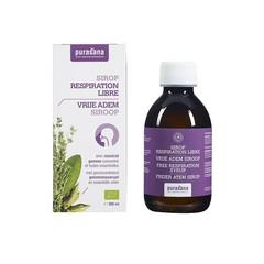 Purasana Puragem vrije adem siroop (200 ml)