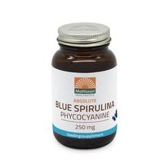 Mattisson Blauwe blue spirulina fytoblue phycocyanine (30 vcaps)
