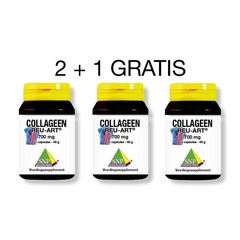 SNP Collageen reu art 2+1 gratis (180 capsules)