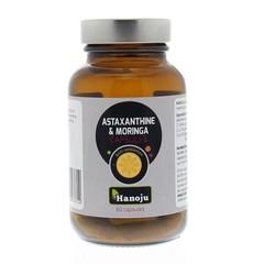 Hanoju Astaxantine & moringa (60 capsules)