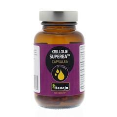 Hanoju Krill olie 500 mg (60 vcaps)