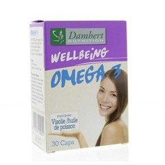 Damhert Omega 3 supplement (30 vcaps)