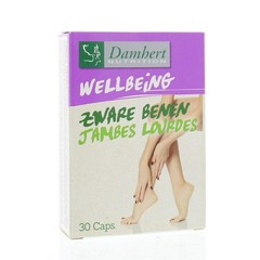 Damhert Zware benen supplement (30 capsules)