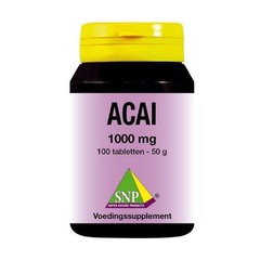 SNP Acai 1000 mg (100 tabletten)