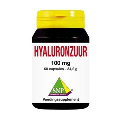 SNP Hyaluronzuur 100 mg (60 capsules)