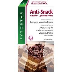 Fytostar Anti-snack garcinia & gymnema forte (60 tabletten)