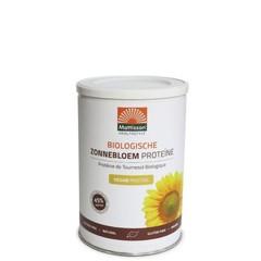 Mattisson Vegan zonnebloem proteine bio 45% (400 gram)