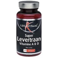 Lucovitaal Levertraan (120 capsules)