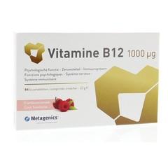 Metagenics Vitamine B12 1000 mcg (84 kauwtabletten)
