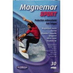 Orthonat Magnemar sport (30 capsules)
