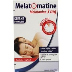 Vemedia Melatonine 3 mg (25 tabletten)
