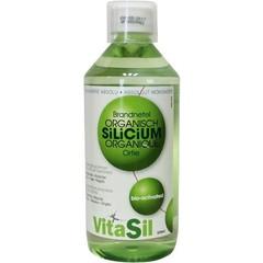 Vitasil Organisch silicium & brandnetel (500 ml)