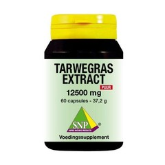 SNP Tarwegras extract 12500 mg puur (60 capsules)