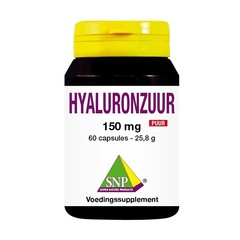SNP Hyaluronzuur 150 mg puur (60 capsules)