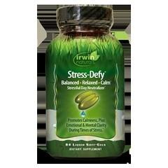 Irwin Naturals Stress defy (84 softgels)