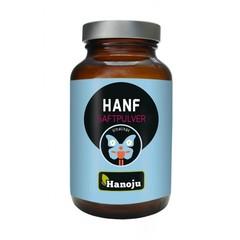 Hanoju Hennepgrassap poeder raw (60 capsules)