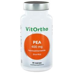 Vitortho PEA 400 mg palmitoylethanolamide (90 vcaps)