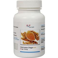 Phyto Health Curcuma longa forte (60 capsules)