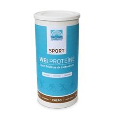 Mattisson Sport wei whey proteine concentraat cacao (450 gram)