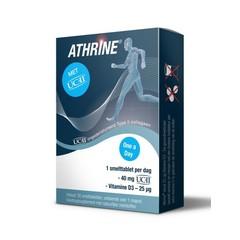 Athrine Smelttablet UC-11 + vitamine D3 (30 tabletten)