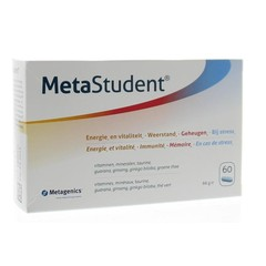 Metagenics Metastudent (60 tabletten)