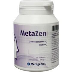 Metagenics Metazen (30 tabletten)