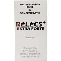 Relecs Plus Relecs+ extra forte (90 capsules)