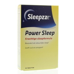 Sleepzz Power sleep 0.29 mg (30 tabletten)