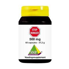 SNP Stop honger 500 mg puur (60 capsules)