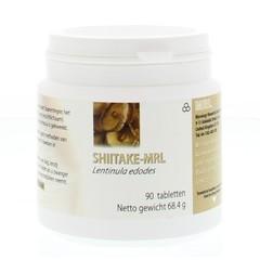 Shiitake mrl (90 tabletten)